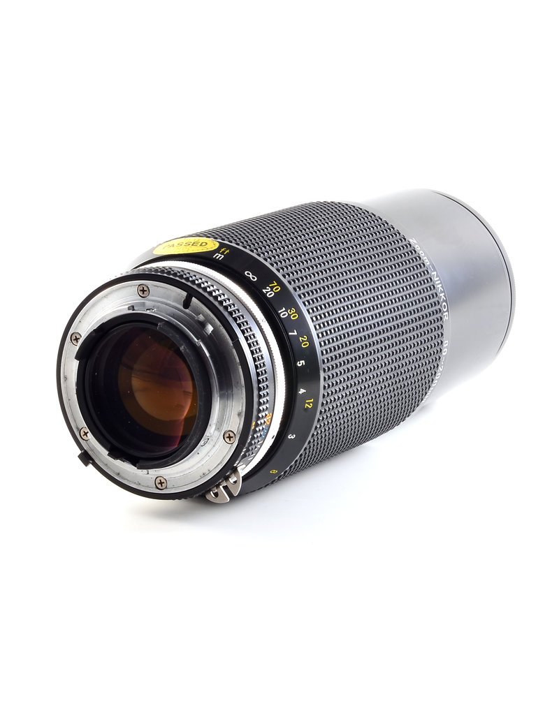 Nikon Nikon 80-200 / 4,0 MF (Occasion)
