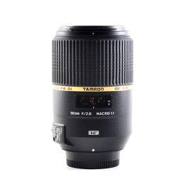 Tamron für Nikon 90 / 2,8 Macro VC (Occasion)