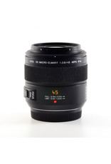Panasonic Panasonic 45 / 2,8 Macro Leica MFT (Occasion)