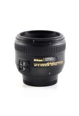 Nikon Nikon 50 / 1,4 G AF-S (Occasion)