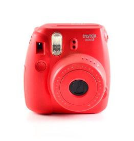 Fujifilm Miete Fujifilm Instax mini 8 rot