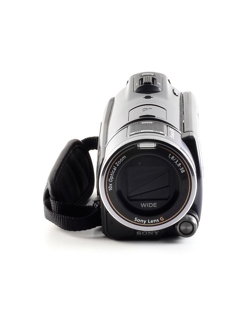 Sony Miete Sony HDR-CX550