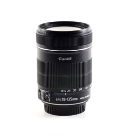 Canon Canon EF-S 18-135mm 3.5-5.6 IS STM (Occasion)