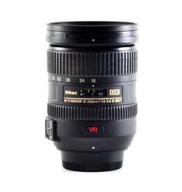 Nikon Nikon AF-S 18-200mm 3.5-5.6 VR DX (Occasion)