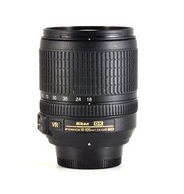 Nikon Nikon 18-105 / 3,5-5,6 VR DX (Occasionen)