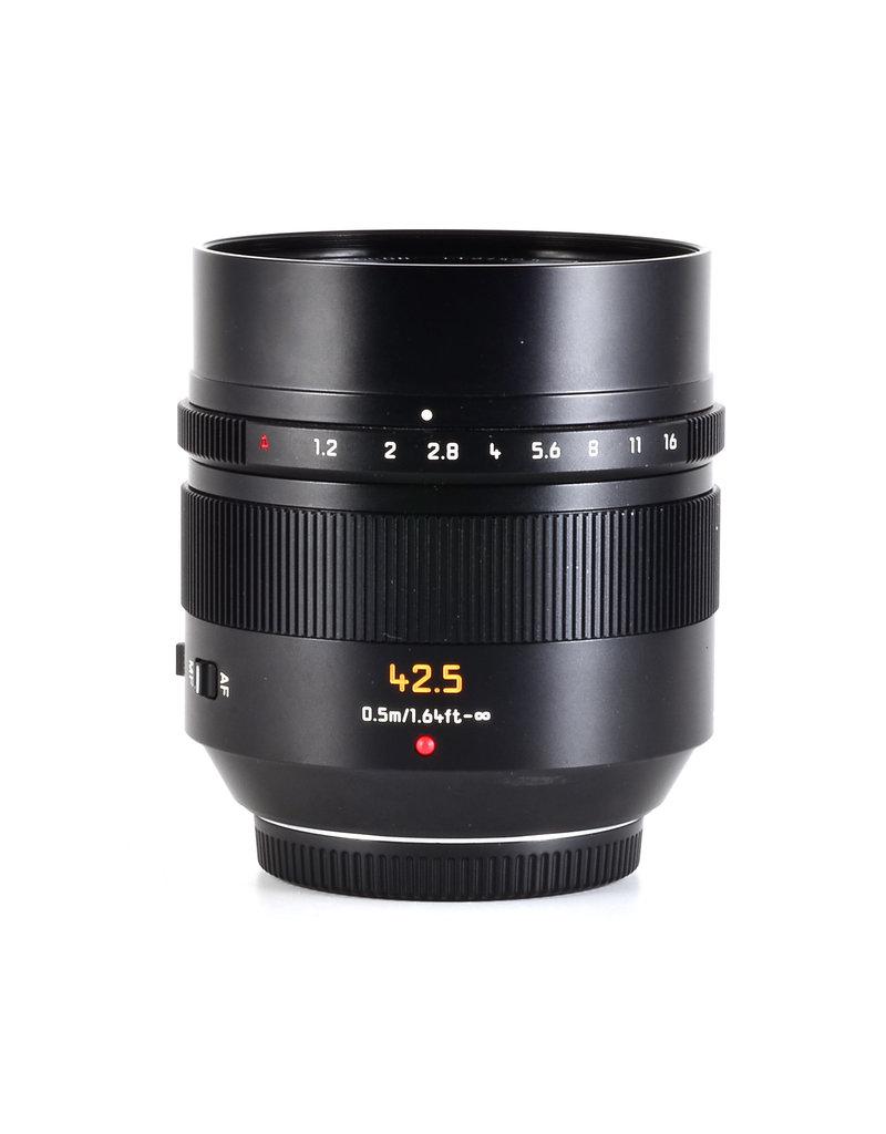 Panasonic Occ Panasonic 42,5 / 1,2 Leica MFT
