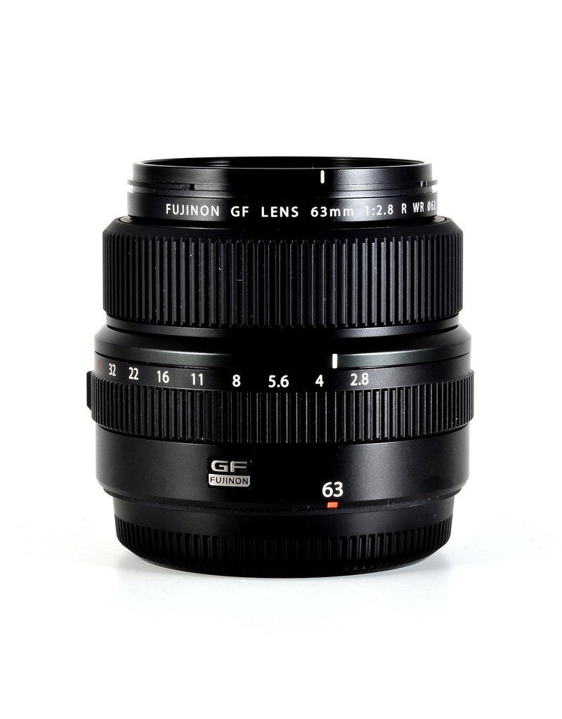 Fujifilm Demo Fuji 63mm f2.8 R WR