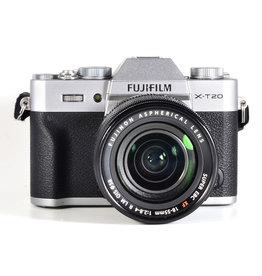 Fujifilm Miete Fujifilm X-T20 18-55 / 2,8-4,0