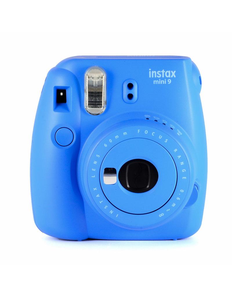 Fujifilm Fujifilm Instax Mini 9 Cobalt Blue
