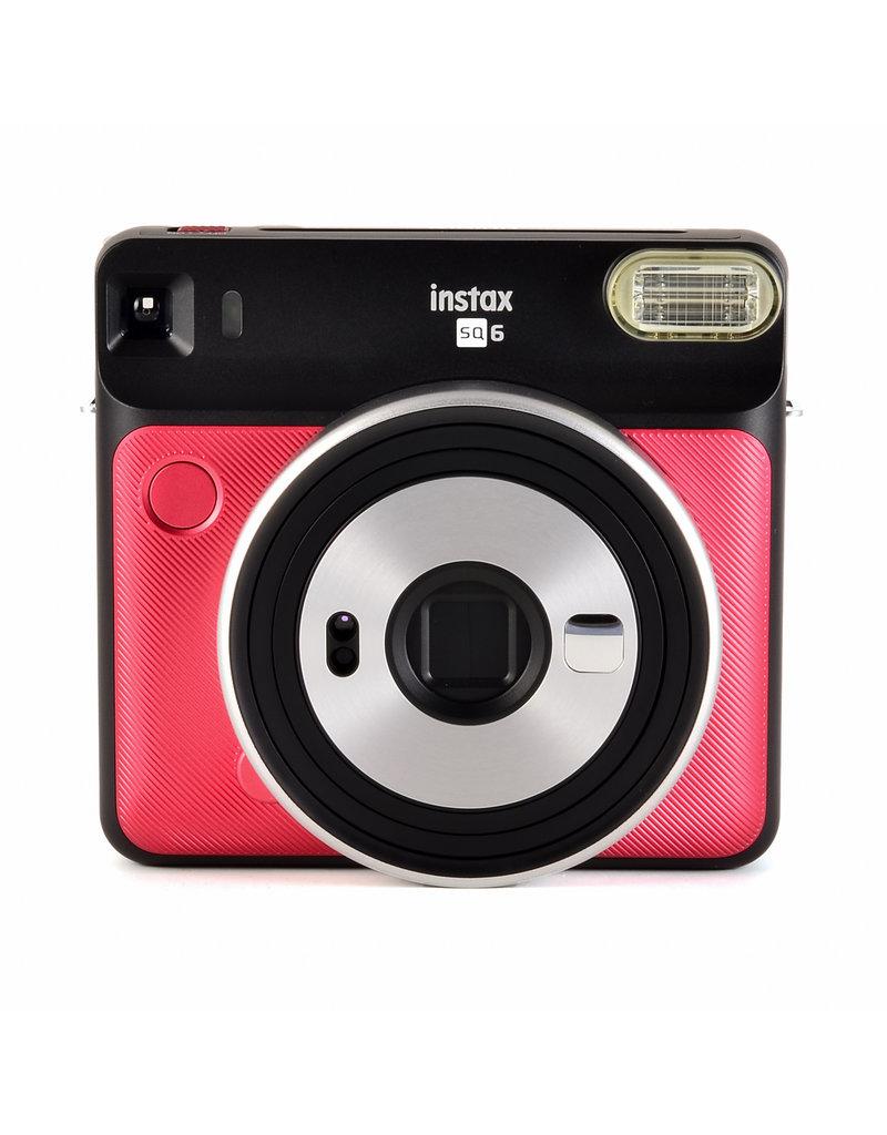 Fujifilm Fujifilm Instax Square SQ6 Ruby Red