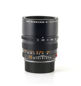 Leica Occ Leica M 75 / 2,0 APO-Summicron ASPH