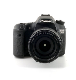 Canon Occ Canon EOS 70D 18-200 / 3,5-5,6 IS EF-S