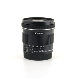 Canon Occ Canon 10-18 / 4,5-5,6 EF-S IS STM