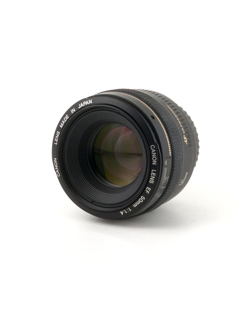 Canon Occ Canon 50 / 1,4 EF USM