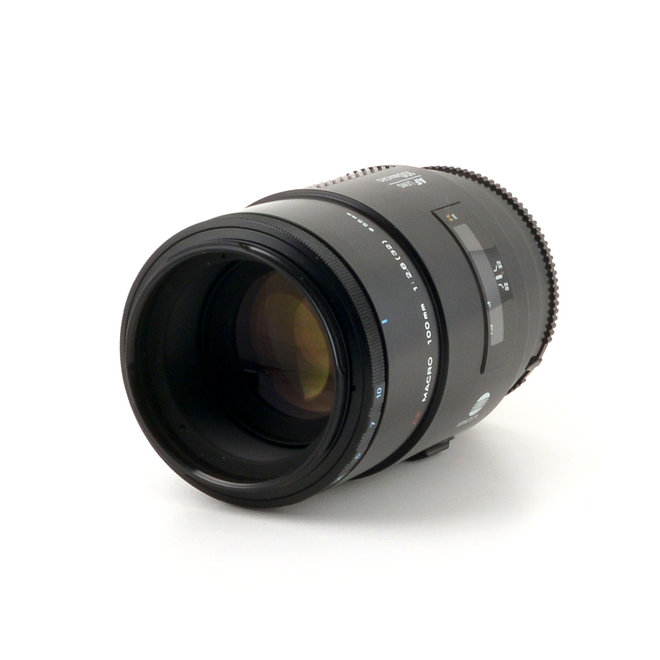 Occ Minolta 100 / 2,8 Macro (Sony A)