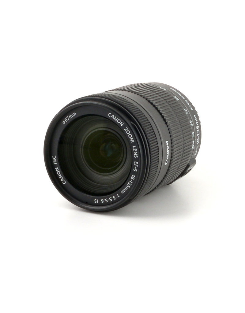 Canon Occ Canon 18-135 / 3,5-5,6 EF-S IS