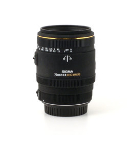 Occ Sigma für Canon EF 70 / 2,8 Macro