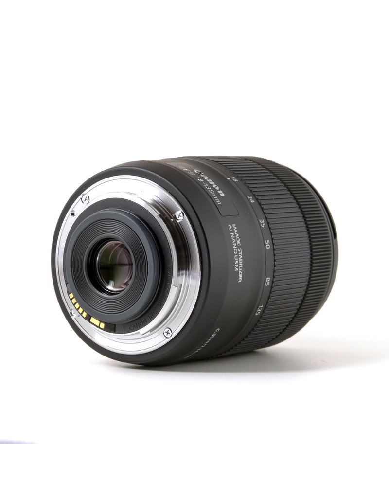 Canon Occ Canon 18-135 / 3,6-5,6 IS USM EF-S