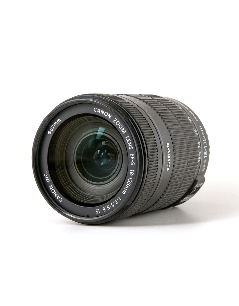 Canon Occ Canon 18-135 / 3,5-5,6 IS EF-S