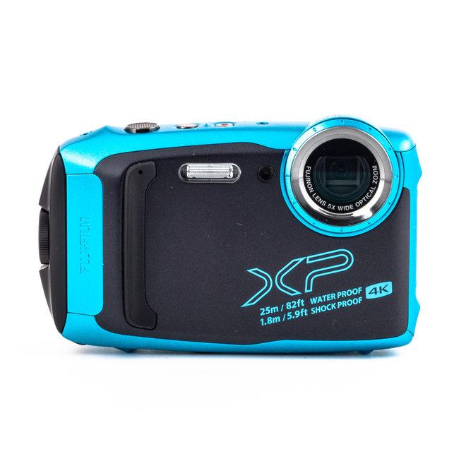 Fujifilm FinePix XP140 Sky Blue - Fuji Schweiz Partner - CH Produkt