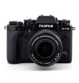 Fujifilm Fujifilm X-T3 Black Kit XF 18-55mm