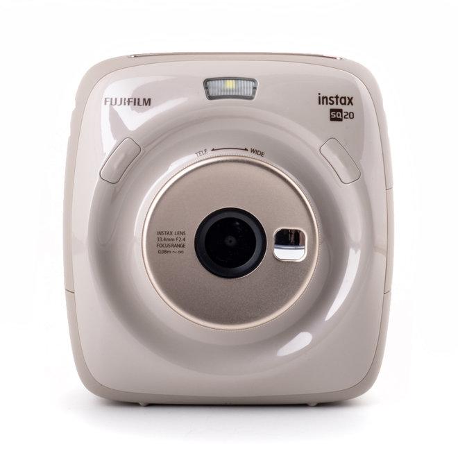 Fujifilm Instax Square SQ20 Beige