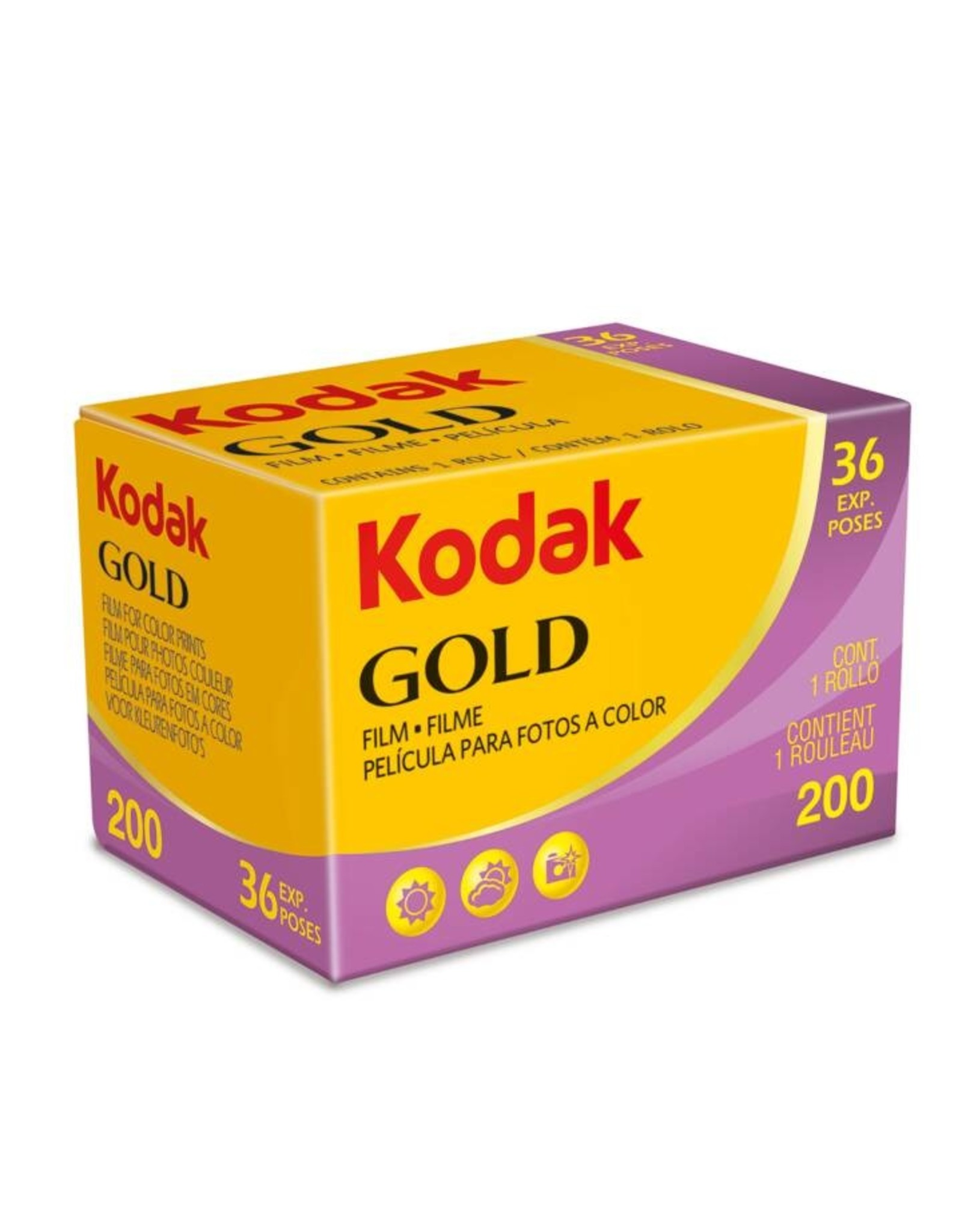 Kodak Kodak GOLD 200  GB 135-36