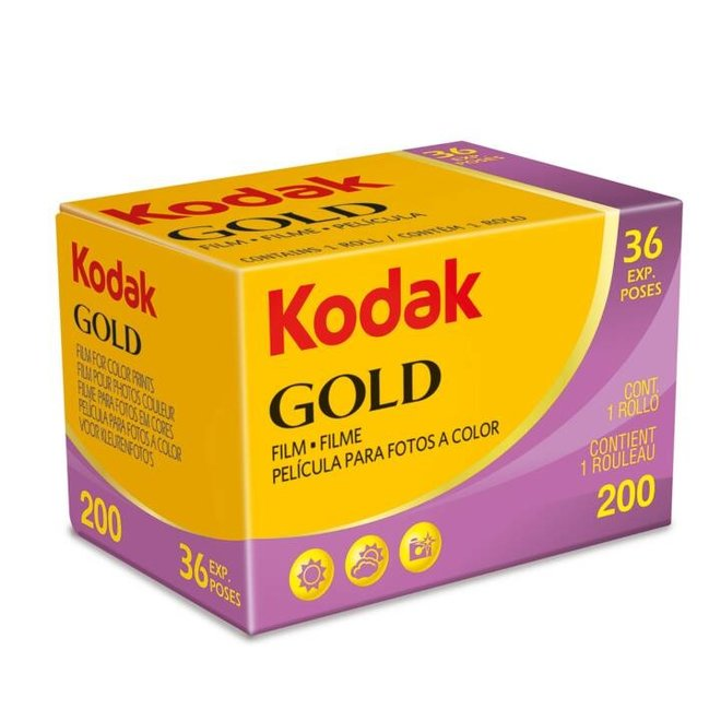 Kodak GOLD 200  GB 135-36