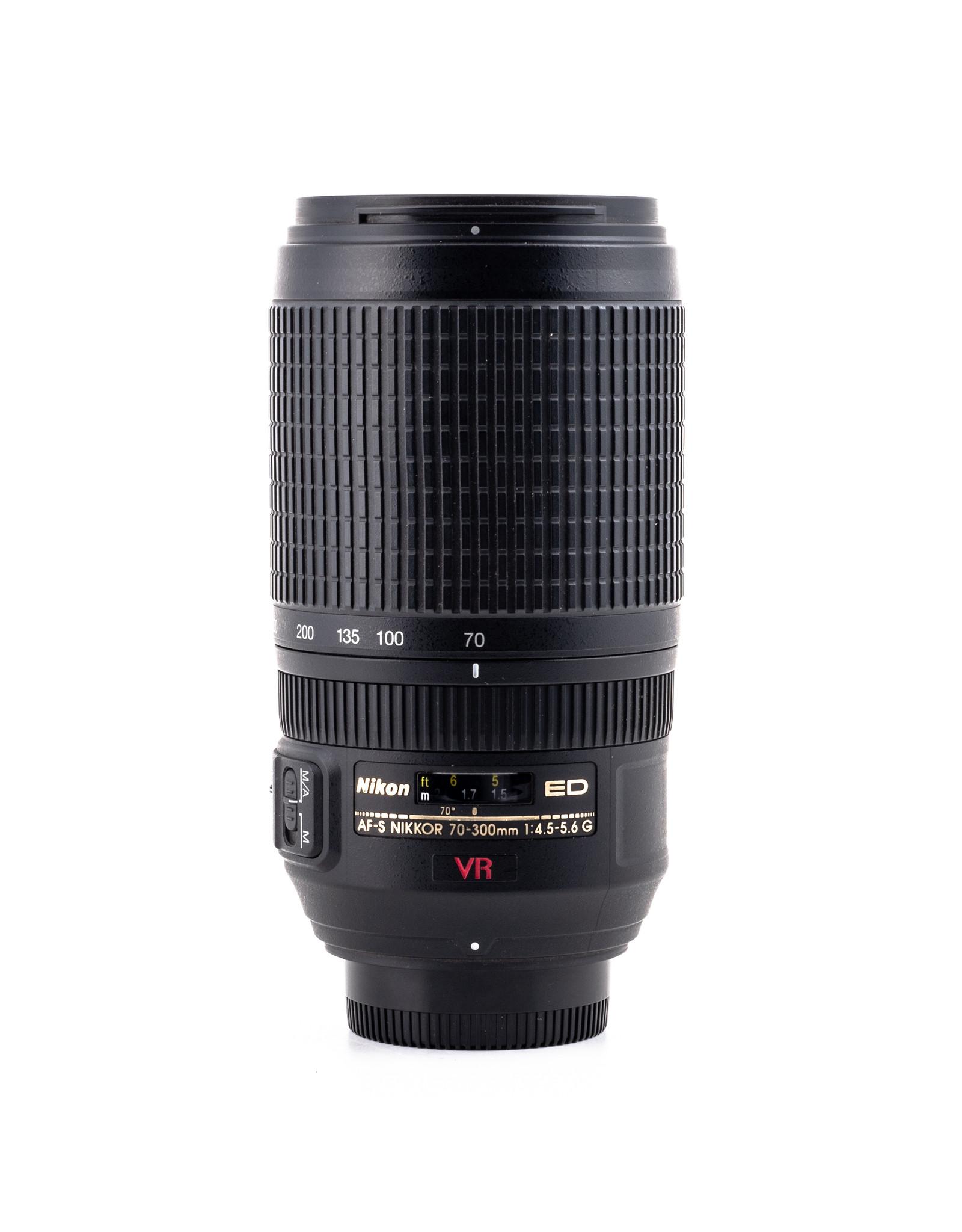 Nikon Occ Nikon 70-300 / 4,5-5,6 VR FX AF-S