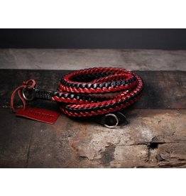 Barton Braided Style Asiana Red/Black