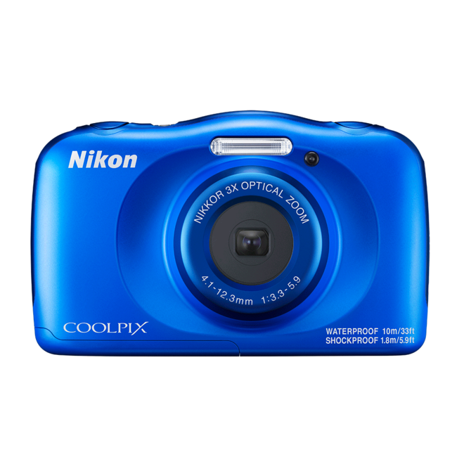Nikon Coolpix W150 blau - Nikon Schweiz Partner - CH Produkt