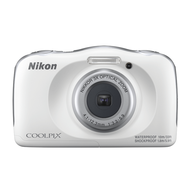 Nikon Coolpix W150 weiss - Nikon Schweiz Partner - CH Produkt