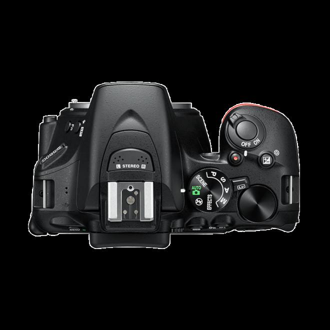 Nikon D5600 18-140VR