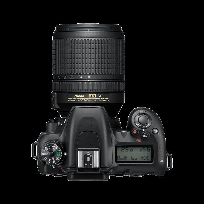 Nikon D7500 + 18-140VR