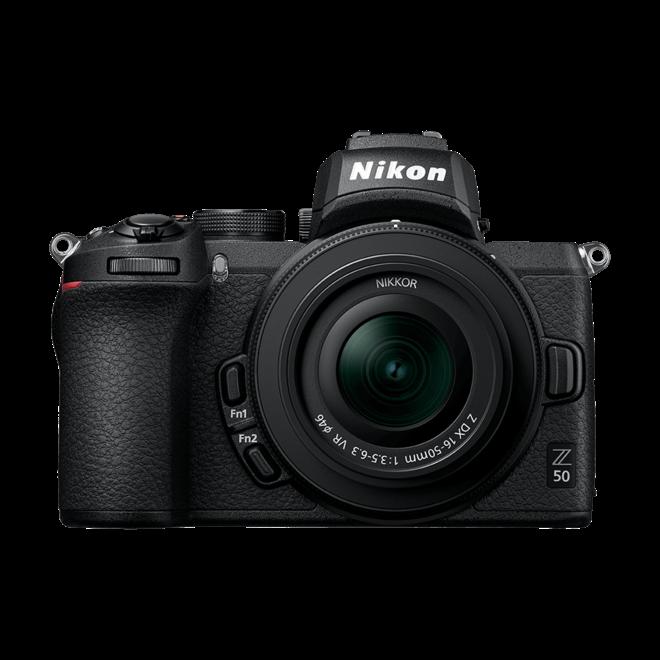 Nikon Z 50 Kit 16-50mm 1:3,5-6,3 VR DX