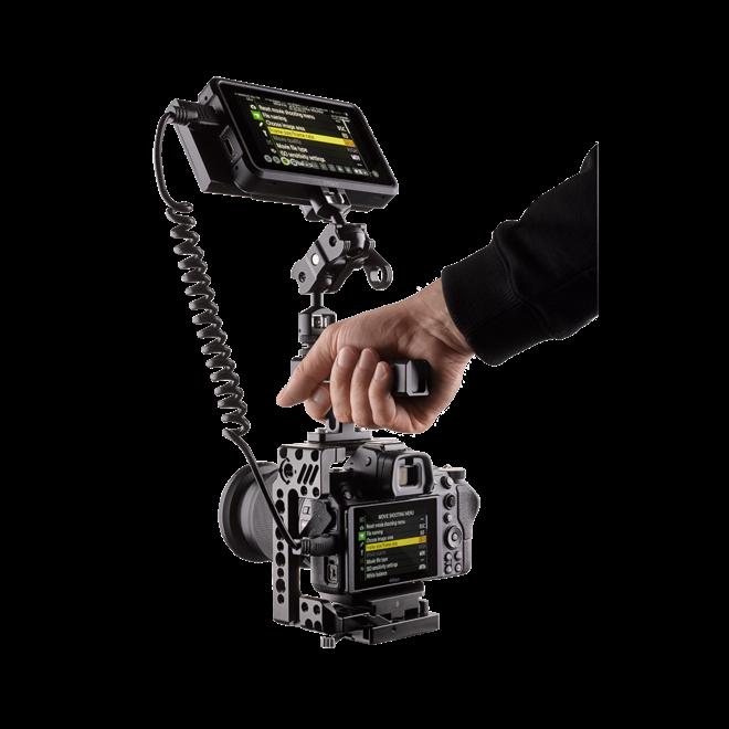 Nikon Z6 24-70mm f4 S + FTZ Adapter