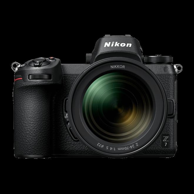 Nikon Z7 Kit 24-70mm f4 S