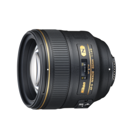 Nikon Nikkor AF-S 85mm/1.4G - Nikon Pro Partner (inkl. Nikon F-Mount 10% Rabatt)