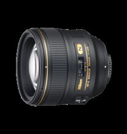 Nikon Nikkor AF-S 85mm/1.4G - Nikon Pro Partner