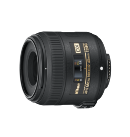 Nikon Nikkor AF-S DX 40mm/2.8G Micro - Nikon Pro Partner