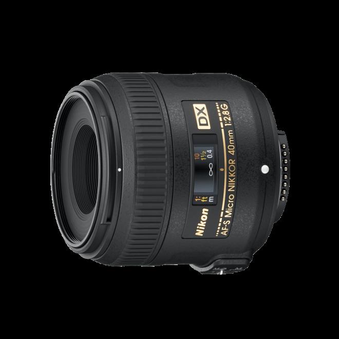 Nikkor AF-S DX 40mm/2.8G Micro - Nikon Schweiz Partner - CH Produkt