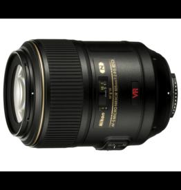 Nikon Nikkor AF-S 105mm F/2.8 VR Micro IF ED - Nikon Pro Partner
