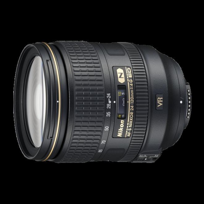 Nikkor AF-S 24-120mm f4G ED VR