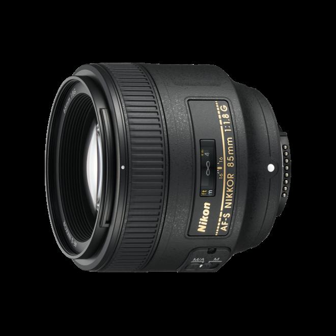 Nikkor AF-S 85mm/1.8G - Nikon Schweiz Partner - CH Produkt
