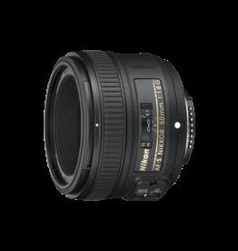 Nikon Nikkor AF-S 50MM F/1.8G - Nikon Pro Partner (inkl. Nikon F-Mount 10% Rabatt)