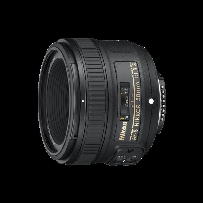 Nikkor AF-S 50MM F/1.8G - Nikon Schweiz Partner - CH Produkt
