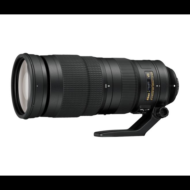 Nikkor AF-S 200-500mm. f5.6E ED VR