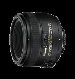 Nikon Nikkor AF-S 50mm 1.4 G - Nikon Pro Partner
