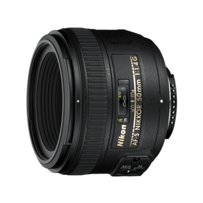 Nikkor AF-S 50mm 1.4 G - Nikon Schweiz Partner - CH Produkt