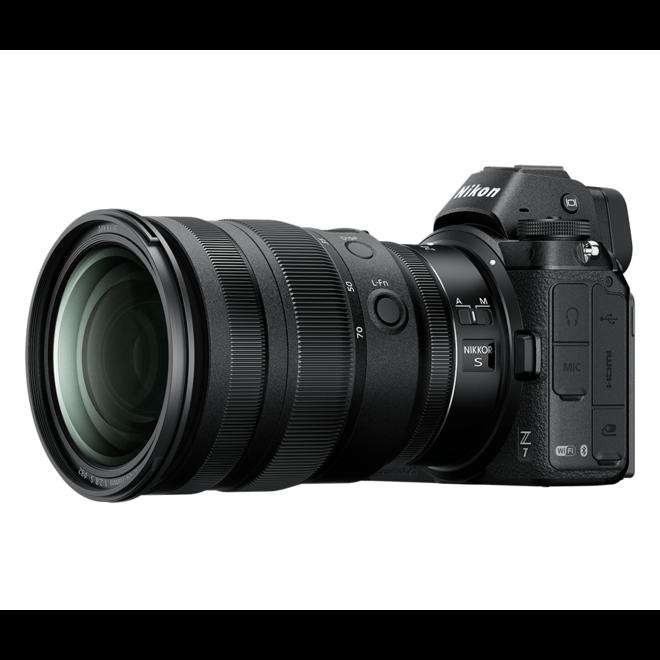 Nikkor Z 24-70mm f2.8 S inkl. 200 CHF Nikon Sofort-Rabatt